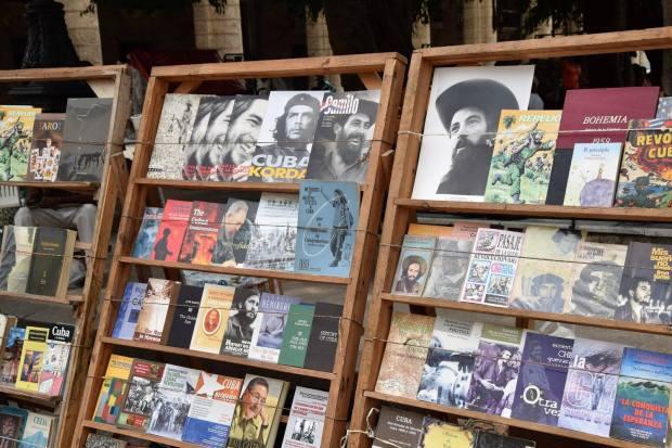 cuba boeken