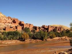 Ait-Ben-Haddou, Marokko