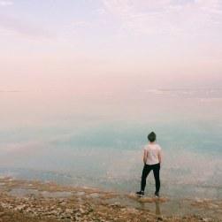 Dode Zee, Israël