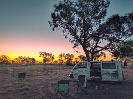 Outback, Australië
