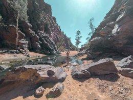 Ellery Creek, Australië