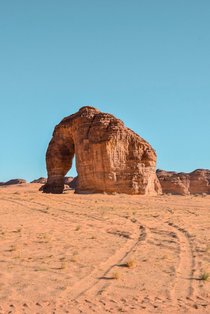 Elephant Rock Al Ula